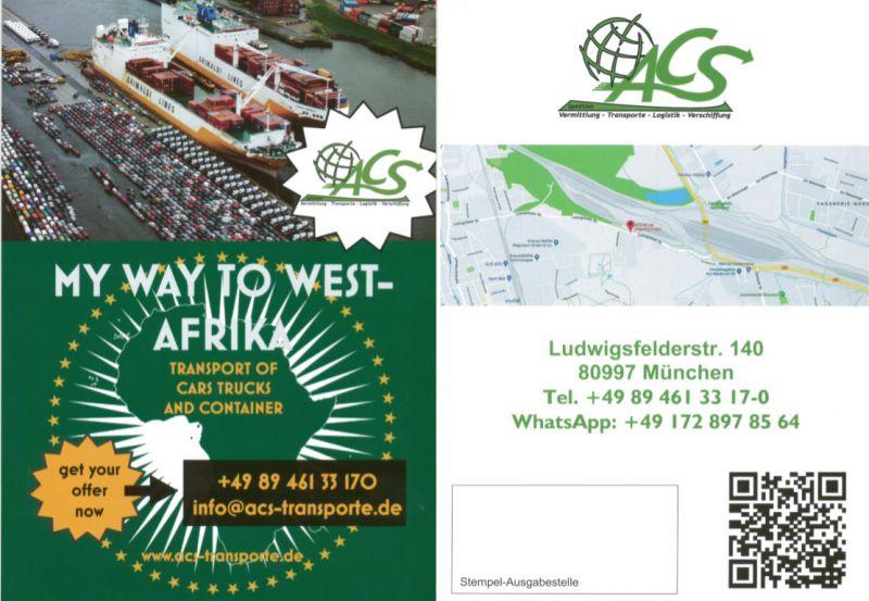 Car Shipping & Auto Shipping » ACS Transporte